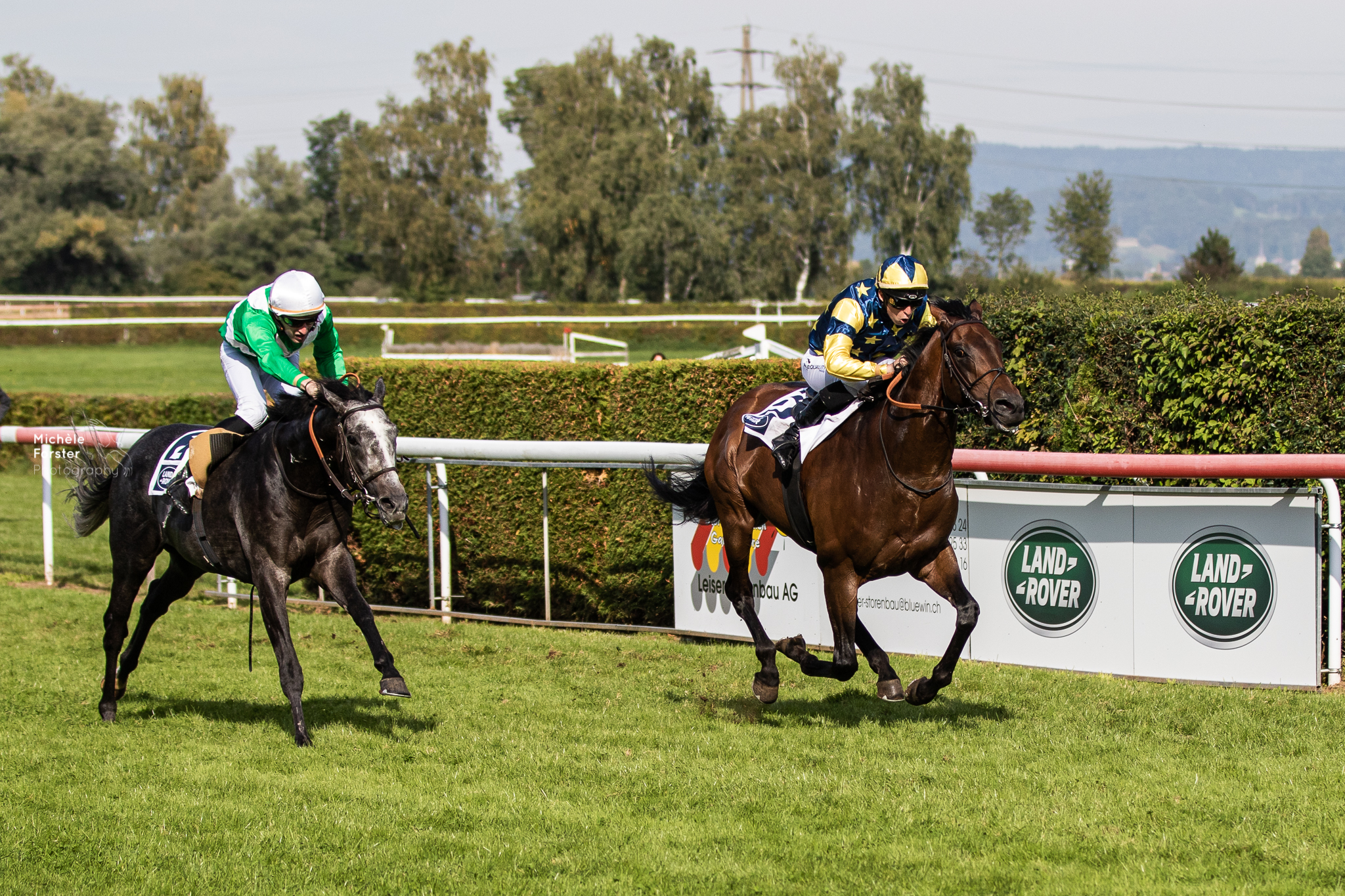 Land Rover - Jockey Club Renntag