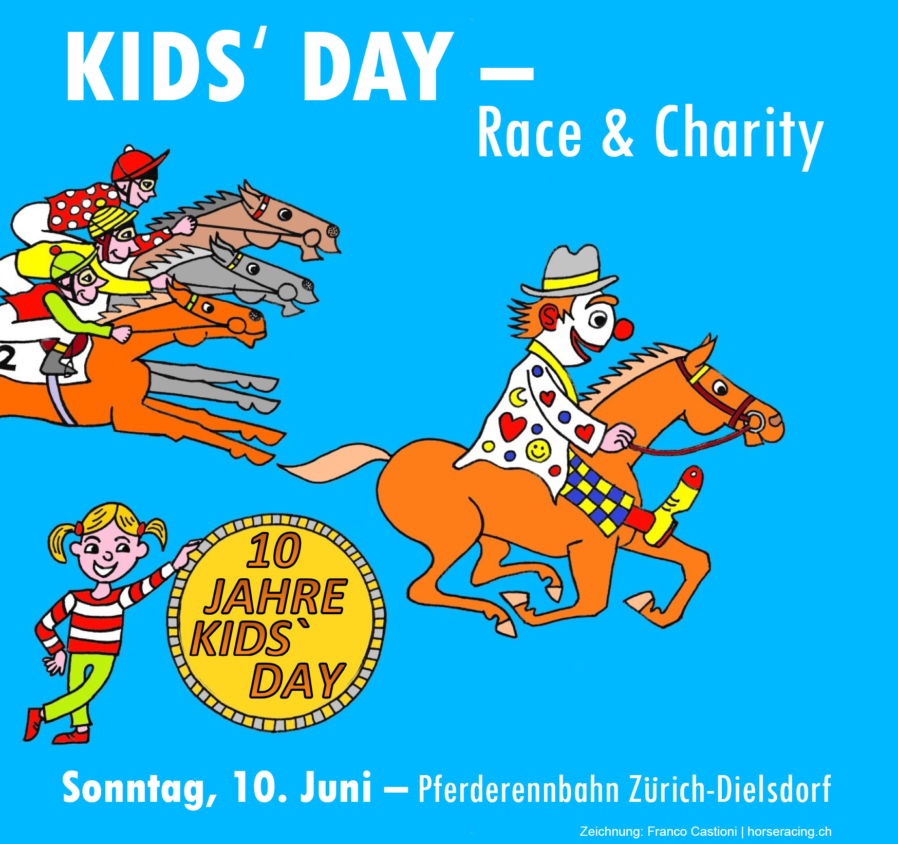 Kids Day - Race&Charity
