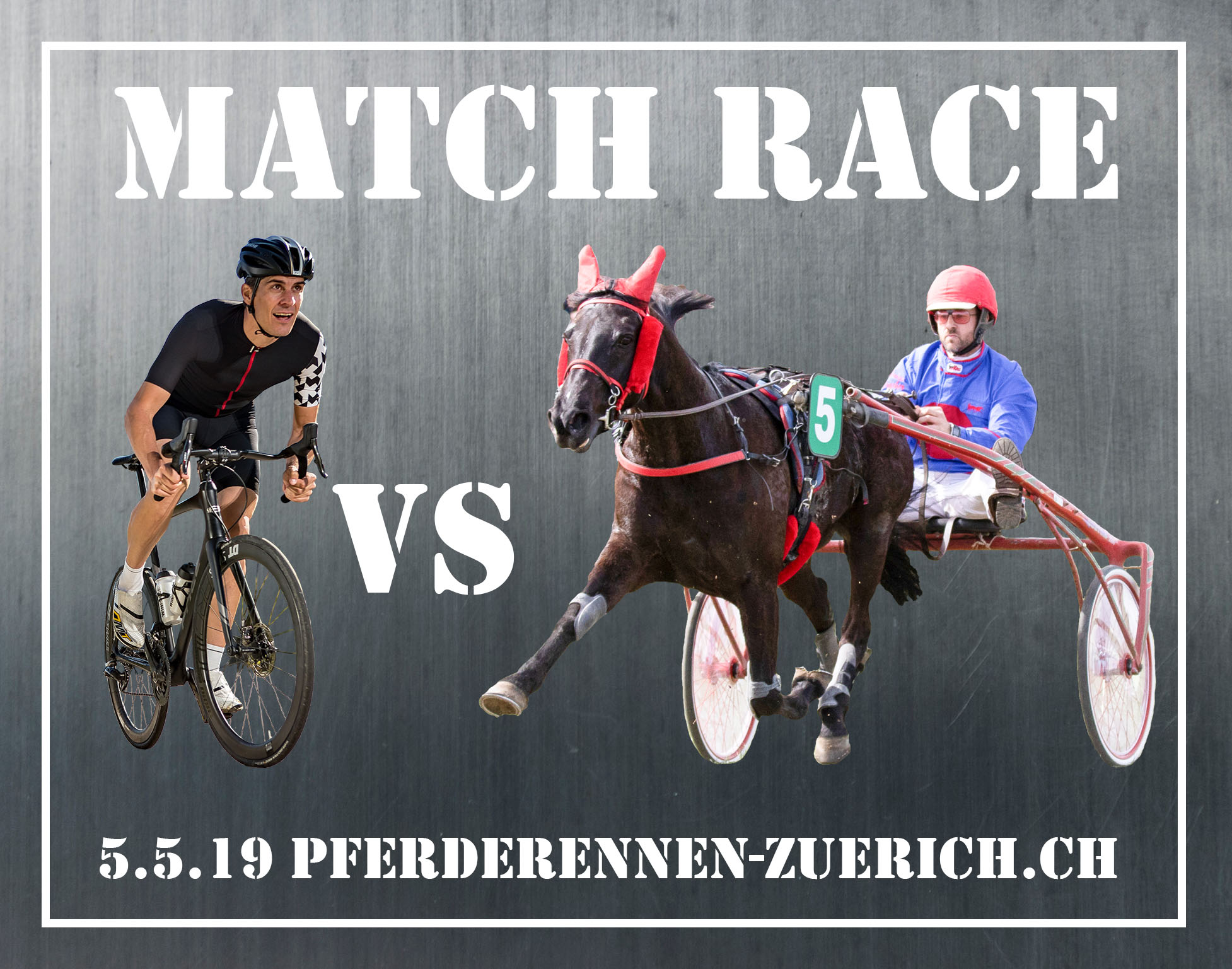 Match Race am Zürcher Renntag