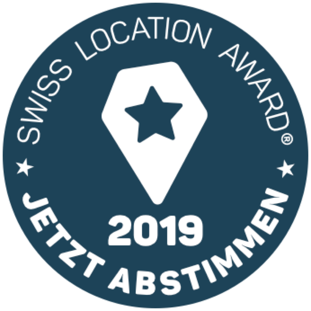 Swiss Location Award 2019